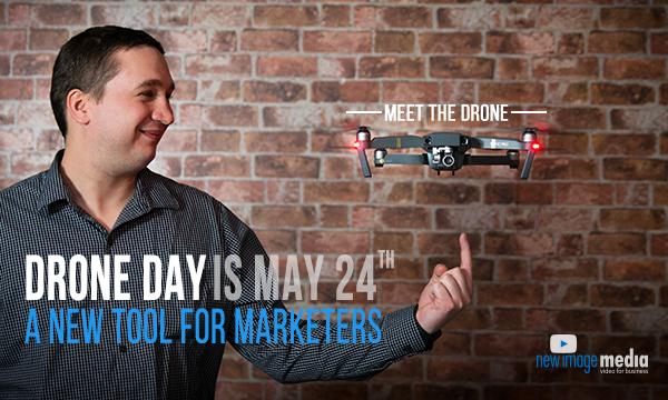 Drone Day in the Studio - New Image Media