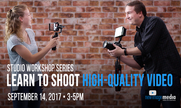 Learn To Shoot High-Quality Video