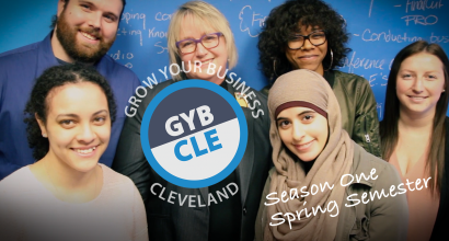 GYB CLE The Intern Experience Season One, Spring Semester mini-documentary