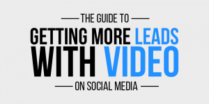 Leads with video