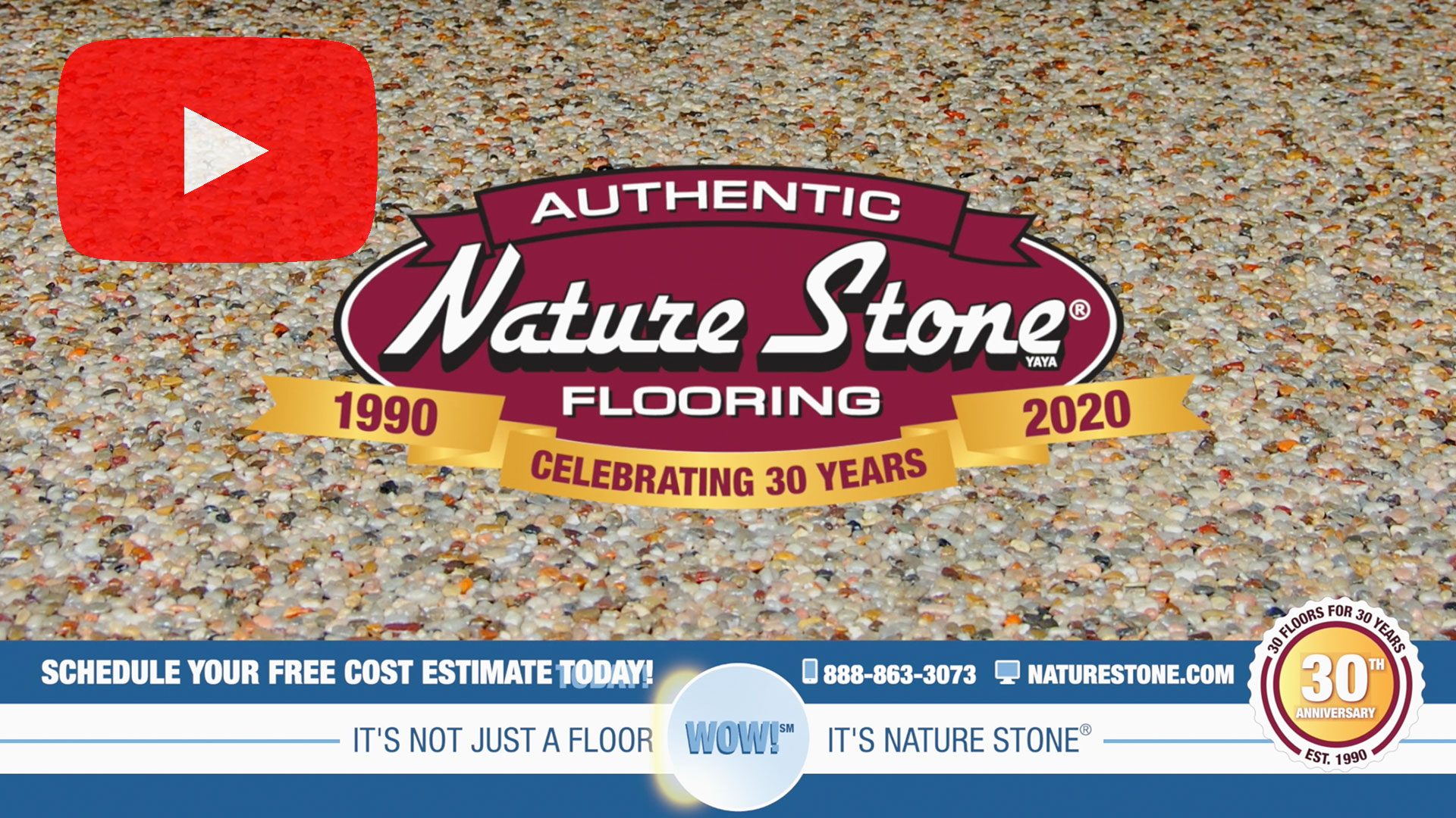 Nature Stone Video Production Portfolio Sample