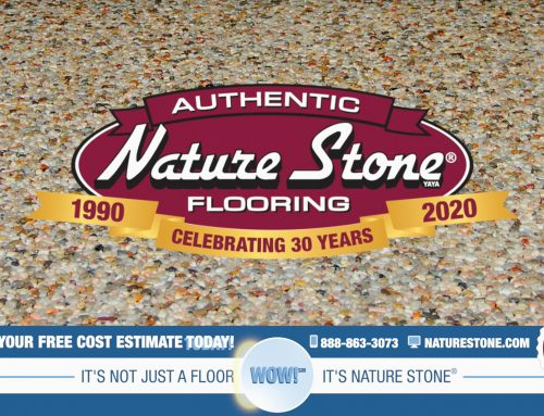 Nature Stone Flooring Commercial January 2020
