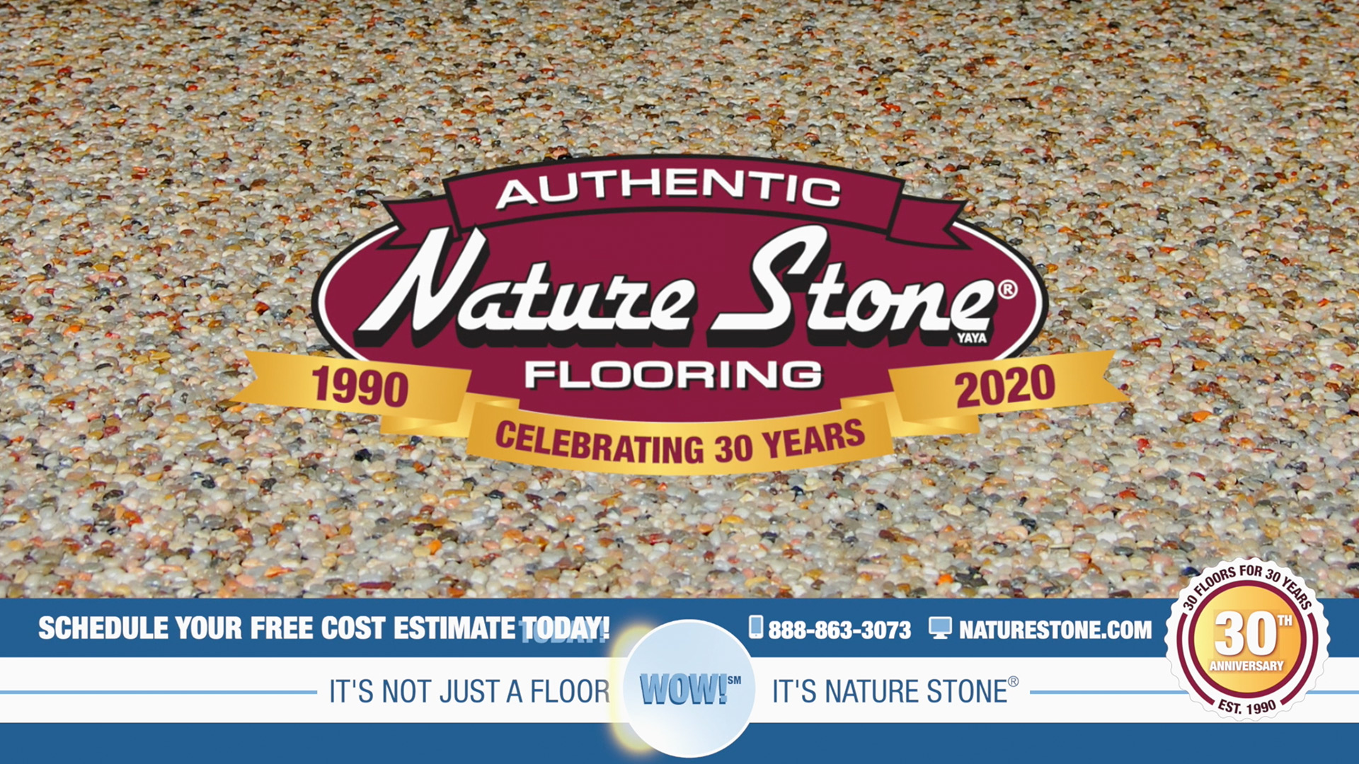 Nature Stone Video Production Sample