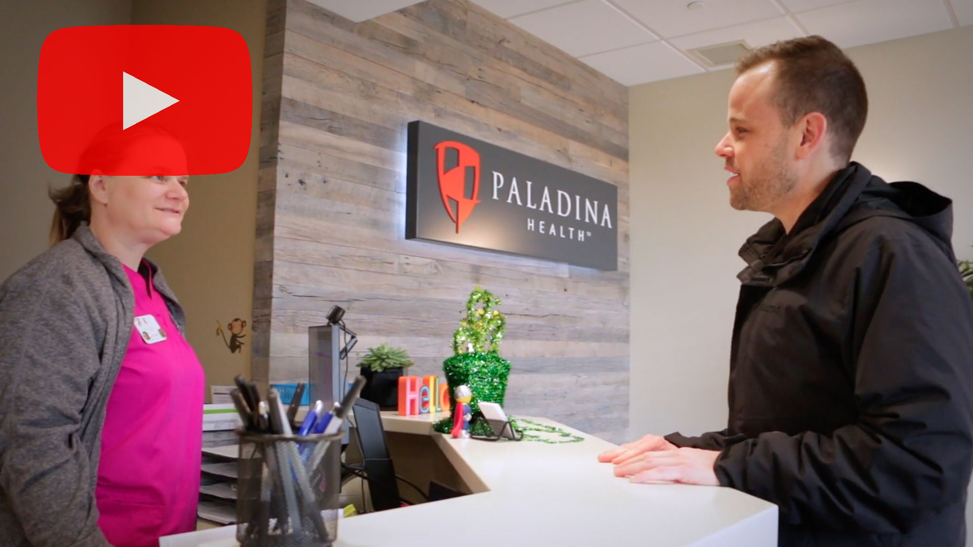 Paladina Health Video Production Portfolio Sample