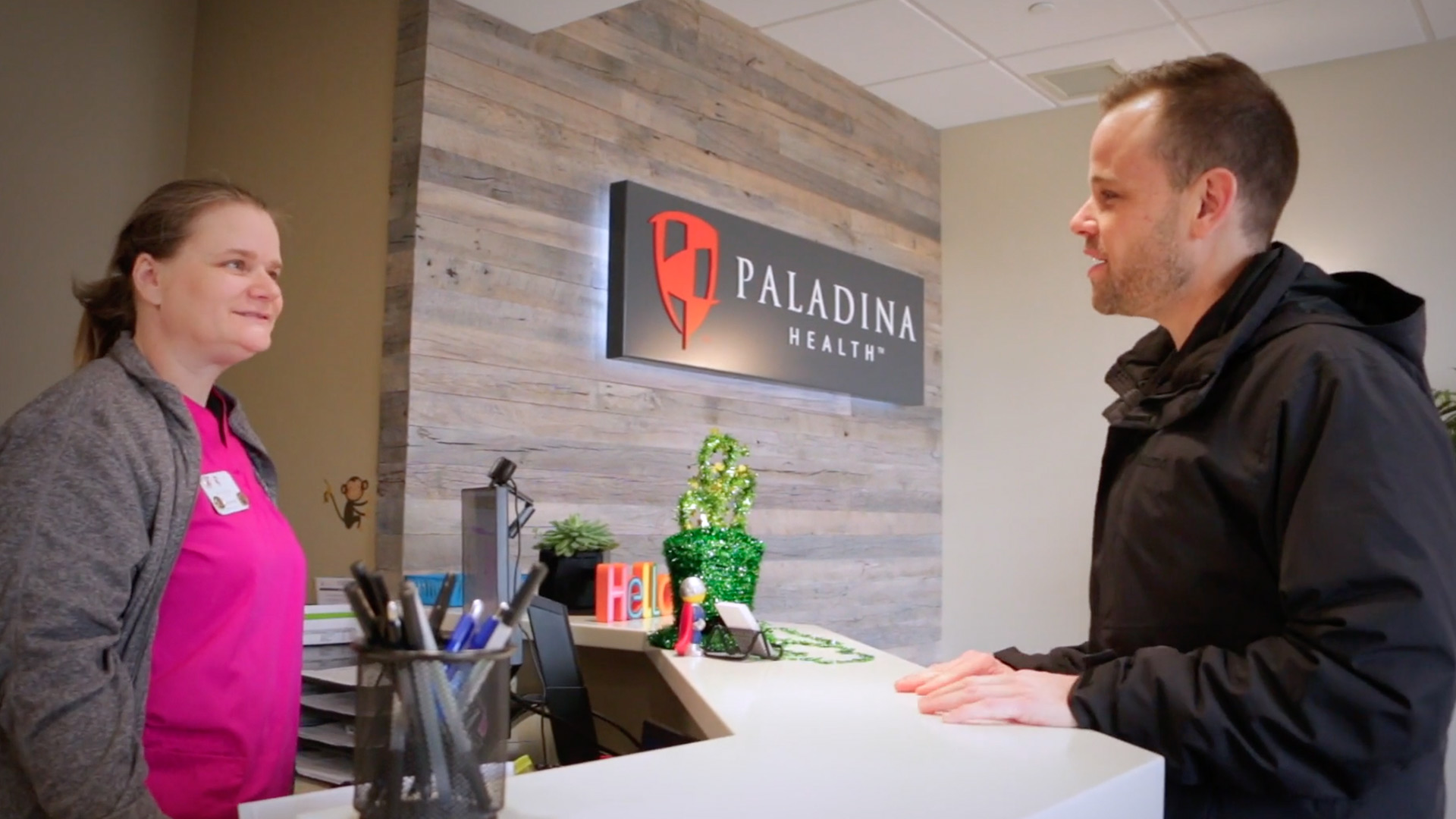 Paladina Video Production Sample