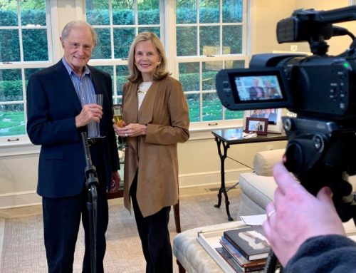 On Location Filming – Bob and Sally Gries